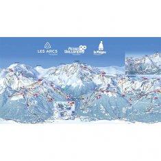 חבילת סקי בקלאב מד לז ארקס פנורמה
