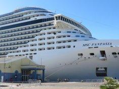חבילת שייט לים הבלטי באניית הפאר Fantasia מבית- MSC CRUISE