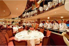שייט מאורגן לים הבלטי באניית הפאר MSC Orchestra