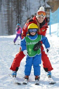 חבילות סקי בקלאב מד פרגלטו ויה לאטה
