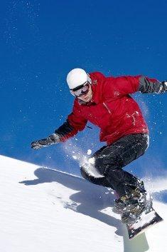 סקי באזור ססטרייר איטליה