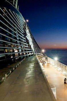 שייט מאורגן בים הבלטי MSC Splendida